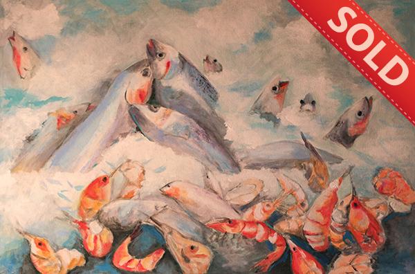 <b>Istanbul Fish Market</b>